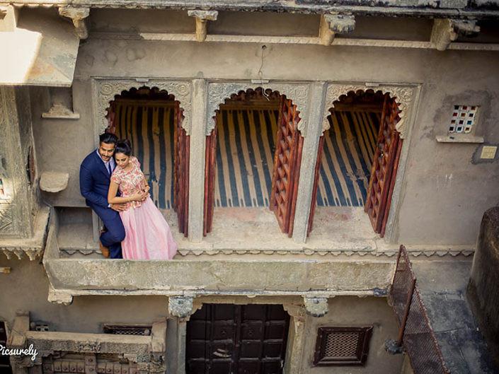 Arpit Prachi Pre wedding photo