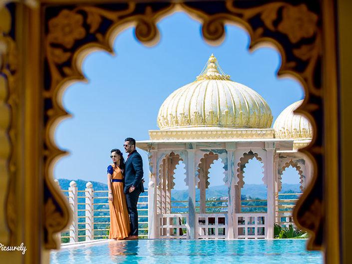 Arpit Prachi Pre wedding