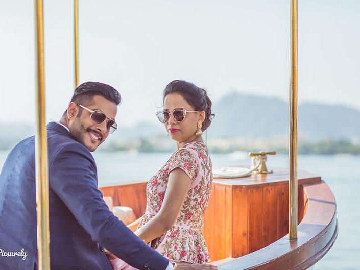 Arpit Prachi Pre wedding udaipur