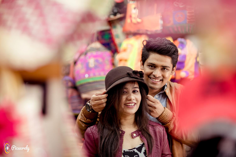 Nayan and Ruchika Pre Wedding Goa