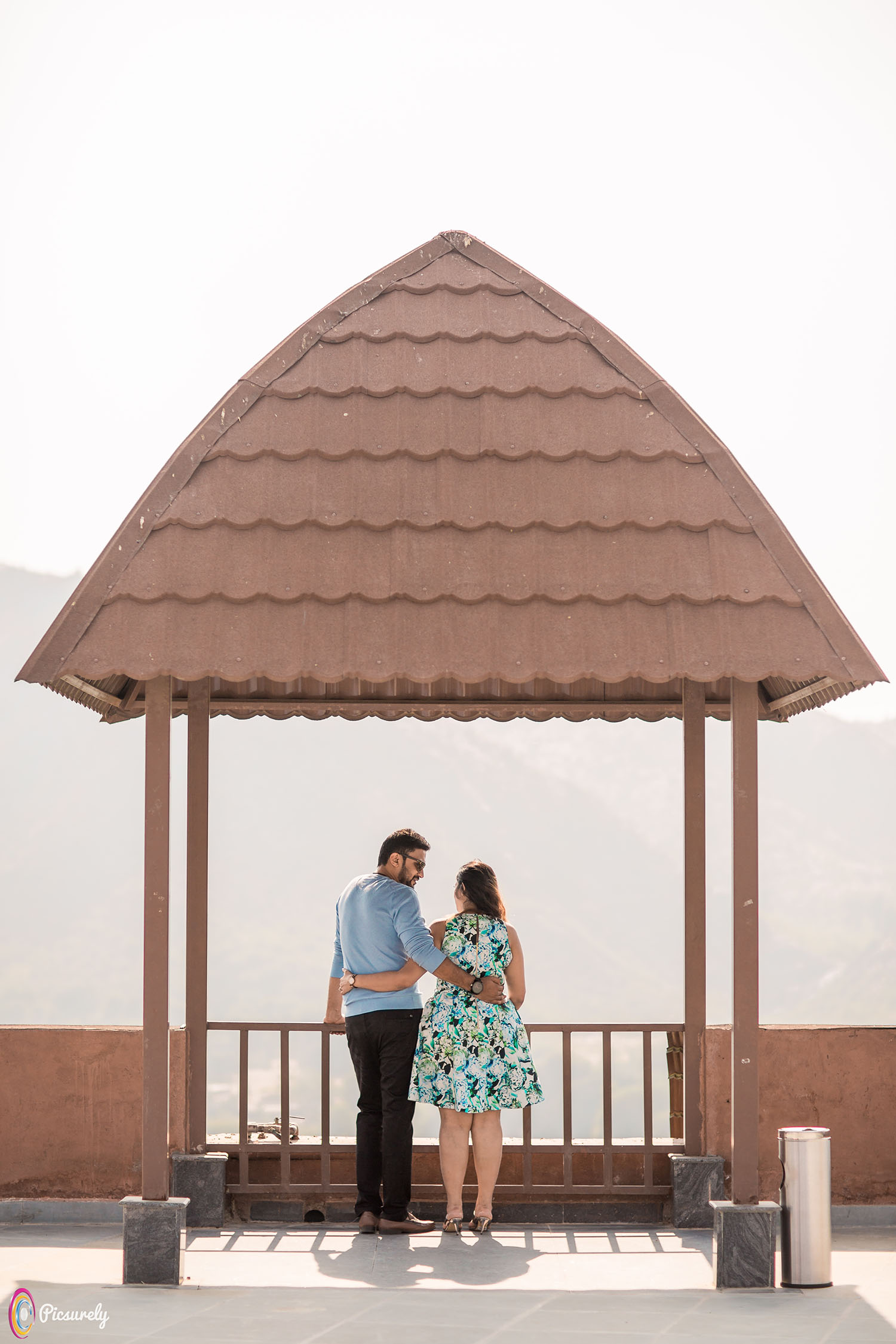 Destination Pre wedding shoot in udaipur