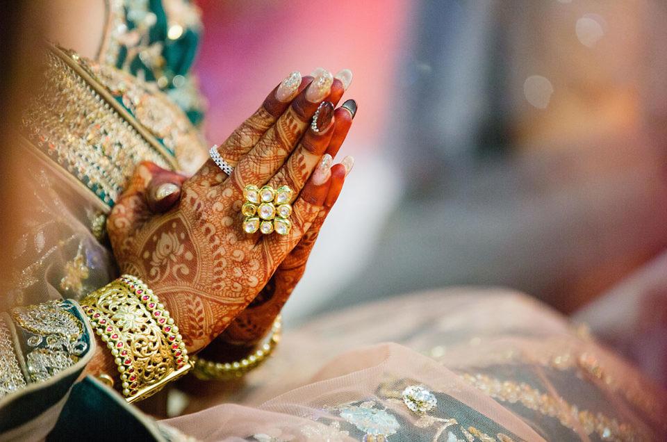 Hiren And Roshni Wedding