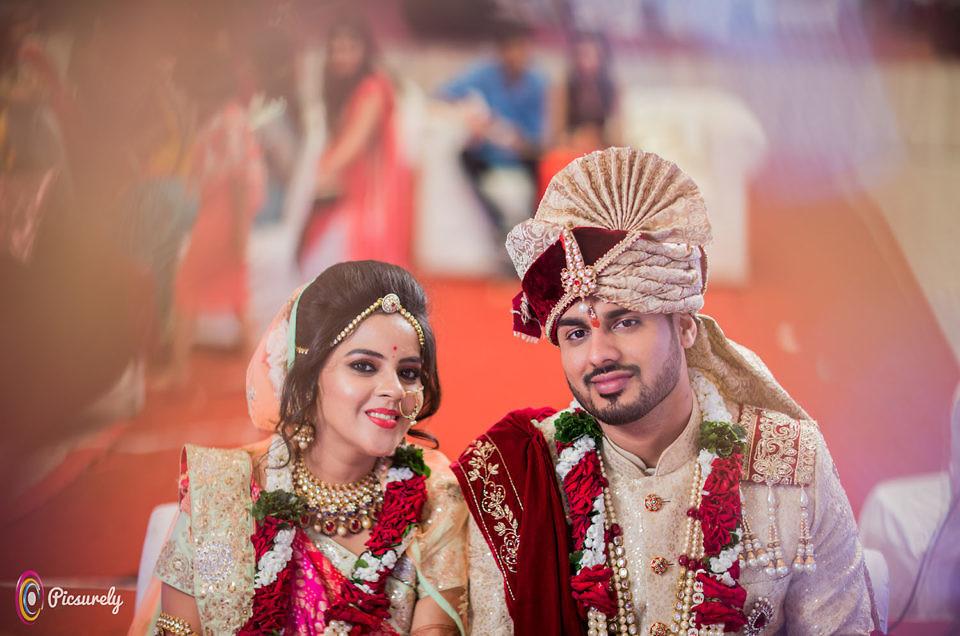 Gaurav and Niharika Wedding