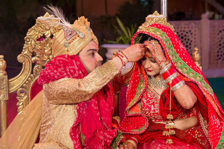 Jaya and Ayush Wedding Photography