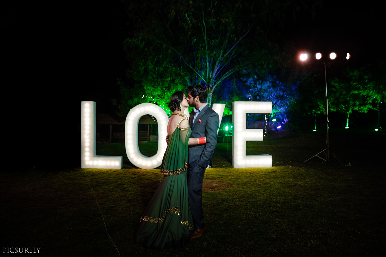 Picsurely Wedding Reception
