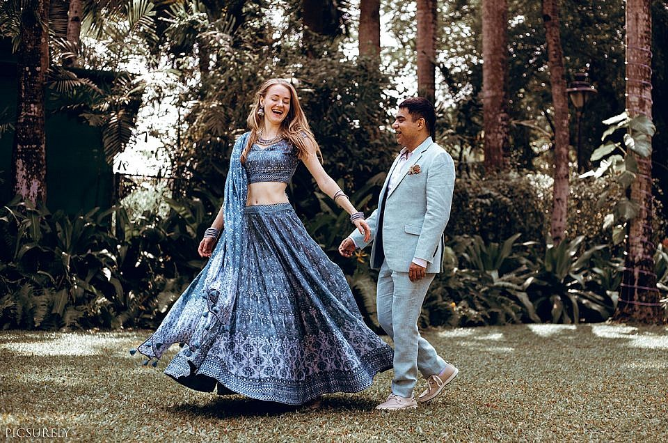 Sudeep and Anna Wedding