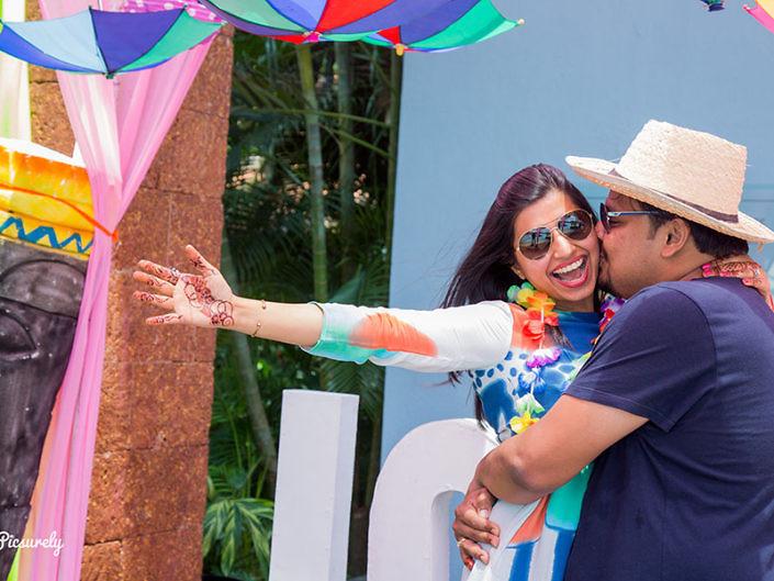 Top Candid Wedding photographer in Goa